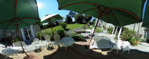 bramley patio 300x119 - Care Homes Dorset & Residential Care Wiltshire
