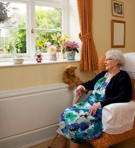 old rectory room2 272x300 - Care Homes Dorset & Residential Care Wiltshire