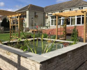 Bramley House Garden 2 300x241 - Care Homes Dorset & Residential Care Wiltshire