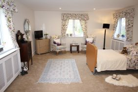 New Room 282x188 - Care Homes Dorset & Residential Care Wiltshire