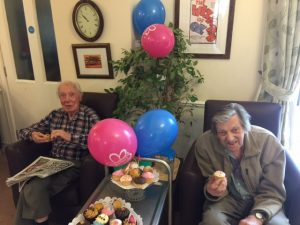 cupcake day 3 300x225 - Care Homes Dorset & Residential Care Wiltshire