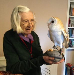 barn owl 3 296x300 - Care Homes Dorset & Residential Care Wiltshire
