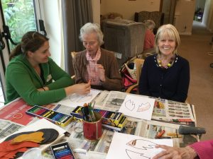 creative minds2 300x225 - Care Homes Dorset & Residential Care Wiltshire