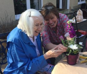 flowers1 300x257 - Care Homes Dorset & Residential Care Wiltshire