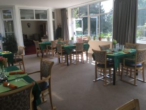 BH dining room 2 300x225 - Care Homes Dorset & Residential Care Wiltshire