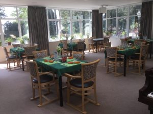 BHdiningroom3 300x225 - Care Homes Dorset & Residential Care Wiltshire