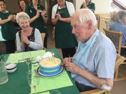 birthday1 251x188 - Care Homes Dorset & Residential Care Wiltshire