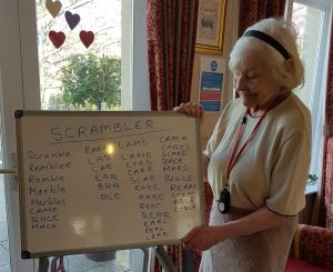 wordgames 300x245 - Care Homes Dorset & Residential Care Wiltshire