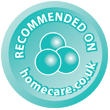 recommend stamp - Care Homes Dorset & Residential Care Wiltshire
